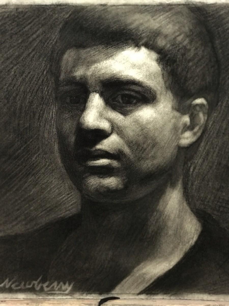 Classical Head Pietros Maneos