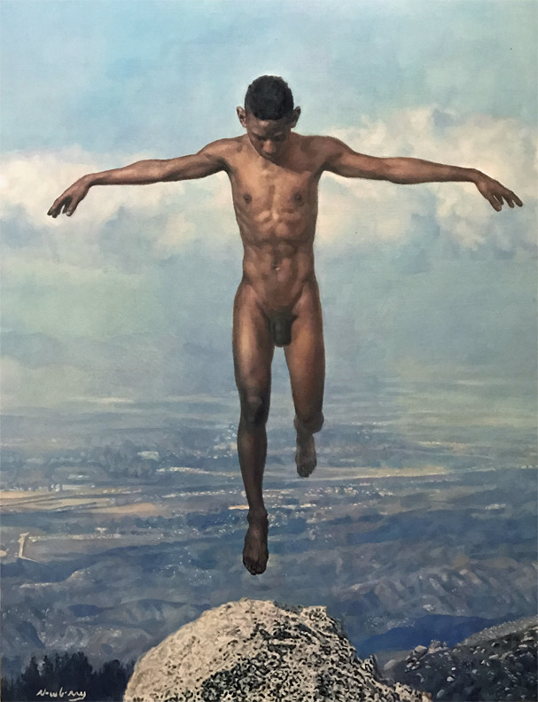 Idyllwild Icarus by Michael Newberry