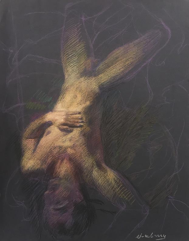 Falling Man by Michael Newberry