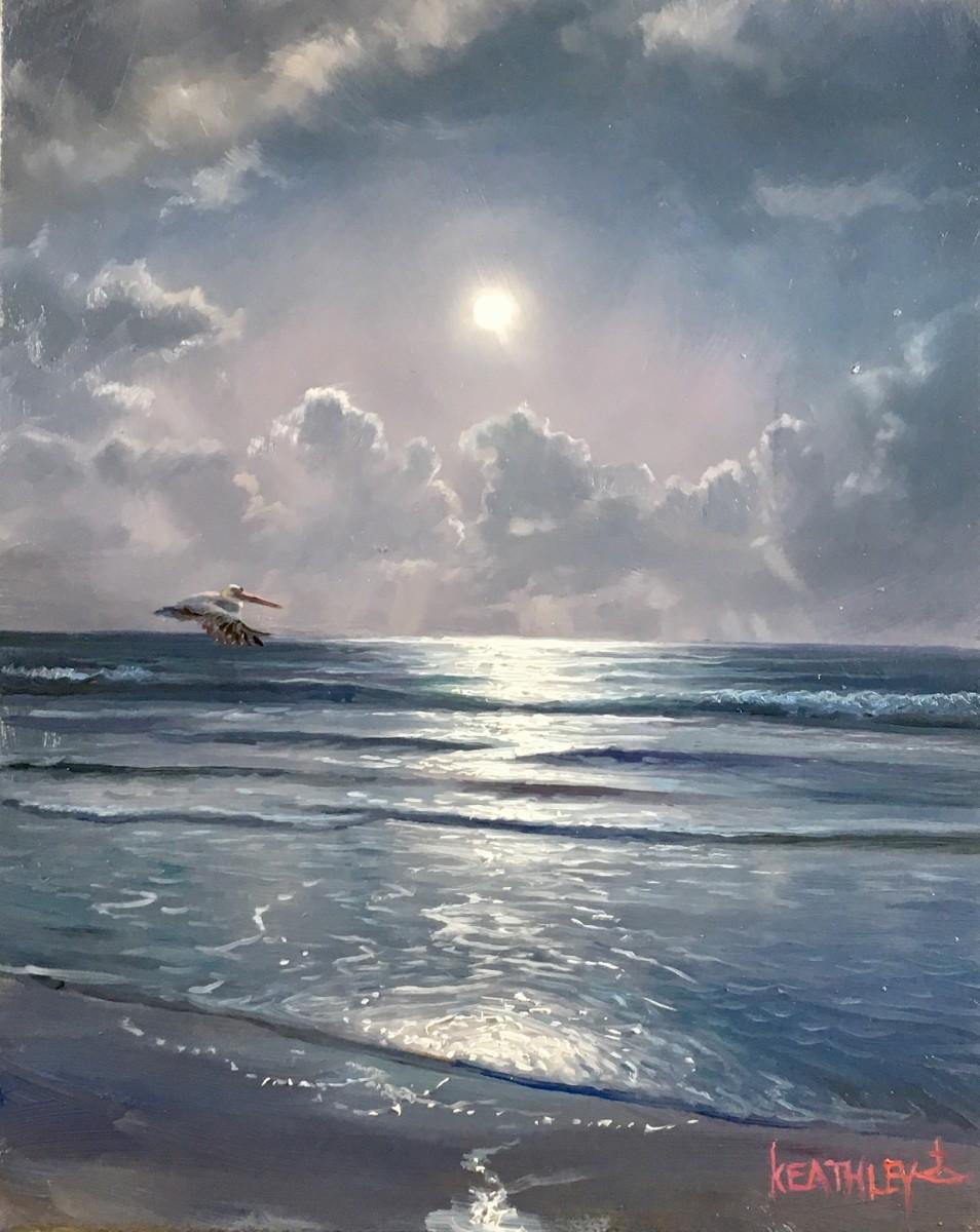 Serene sea by Mark Keathley