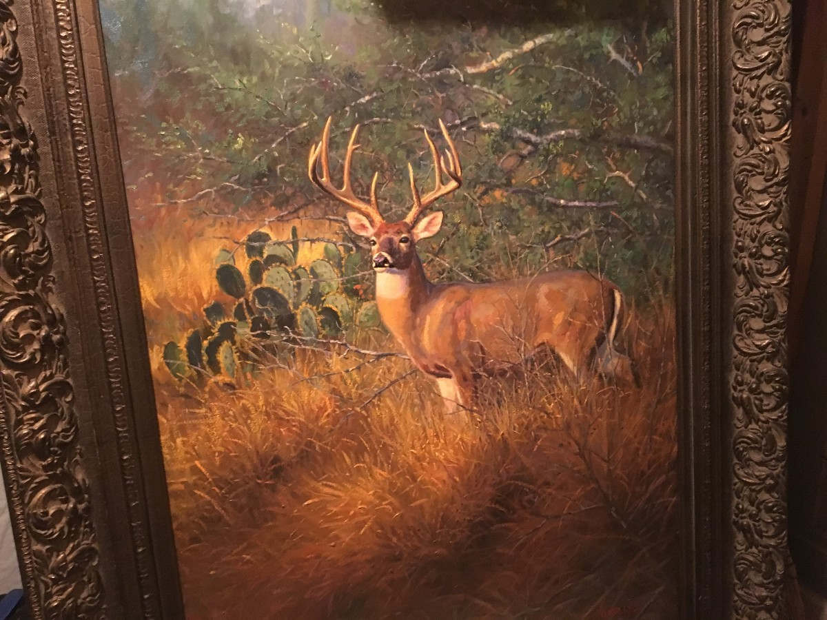 Out of hiding  by Mark Keathley