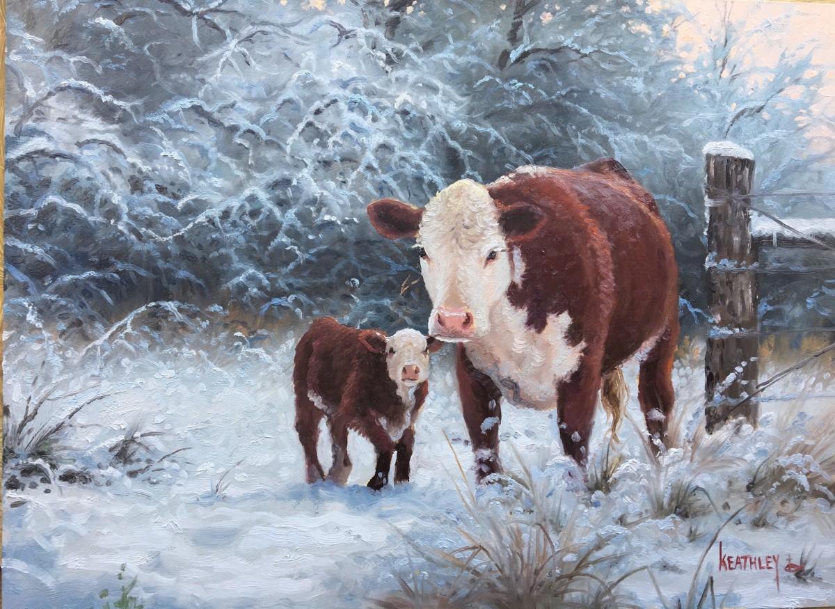 Cold start by Mark Keathley