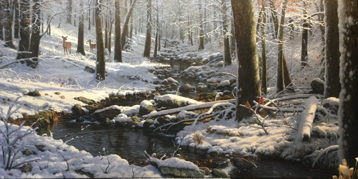 Be Still and Know by Mark Keathley
