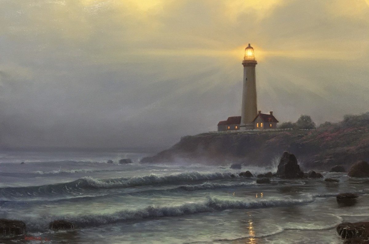 Guiding Light by Mark Keathley