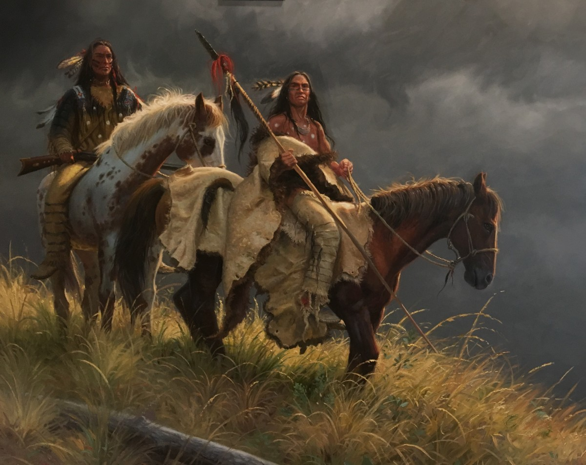 We can take this by Mark Keathley