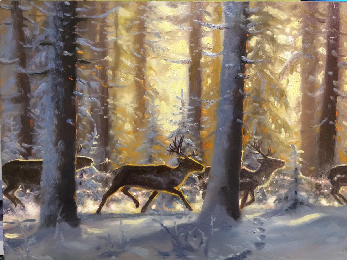 Christmas Magic by Mark Keathley