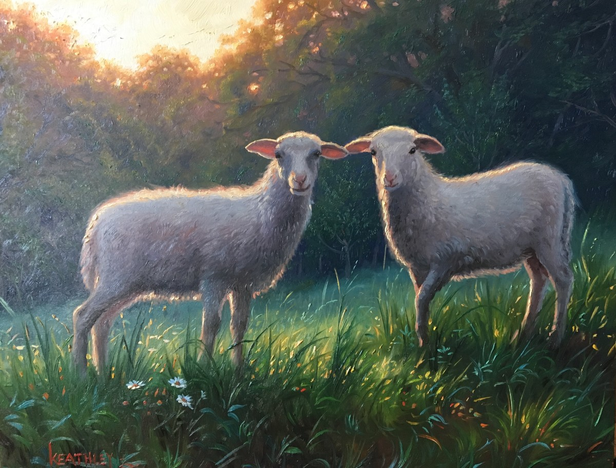 His and hers by Mark Keathley