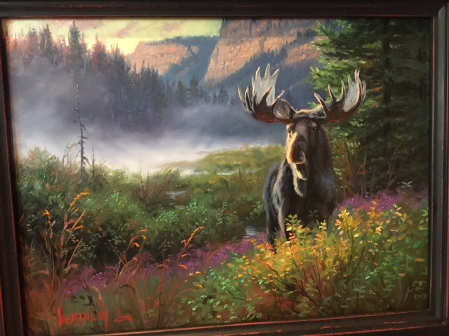 One of the Locals by Mark Keathley