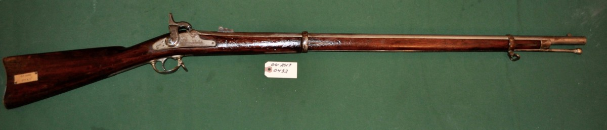 1864 US Springfield RIfle