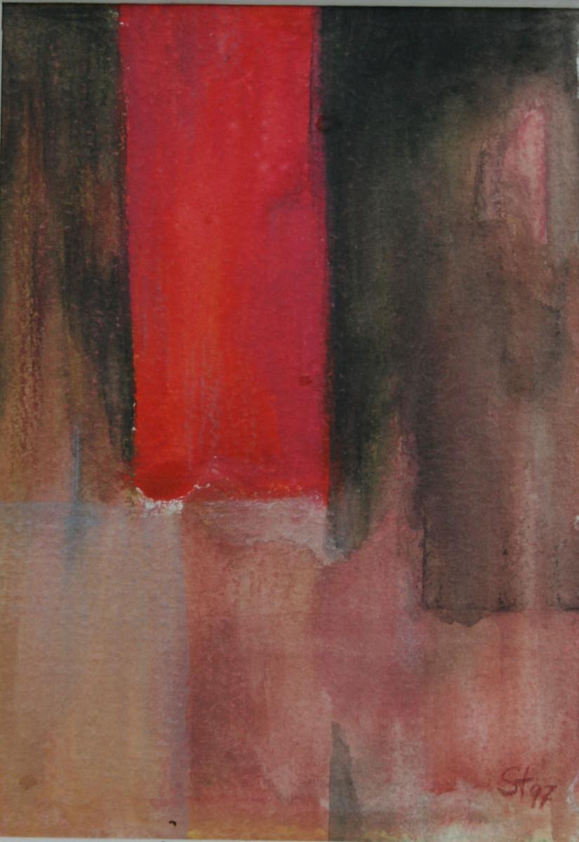 Durchblick Rot