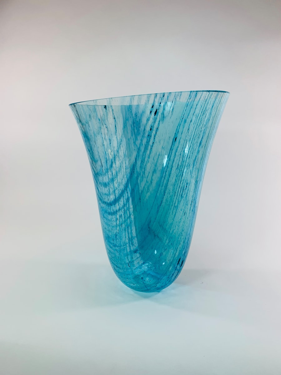 Blue Skies 10 by Silvana Ferrario