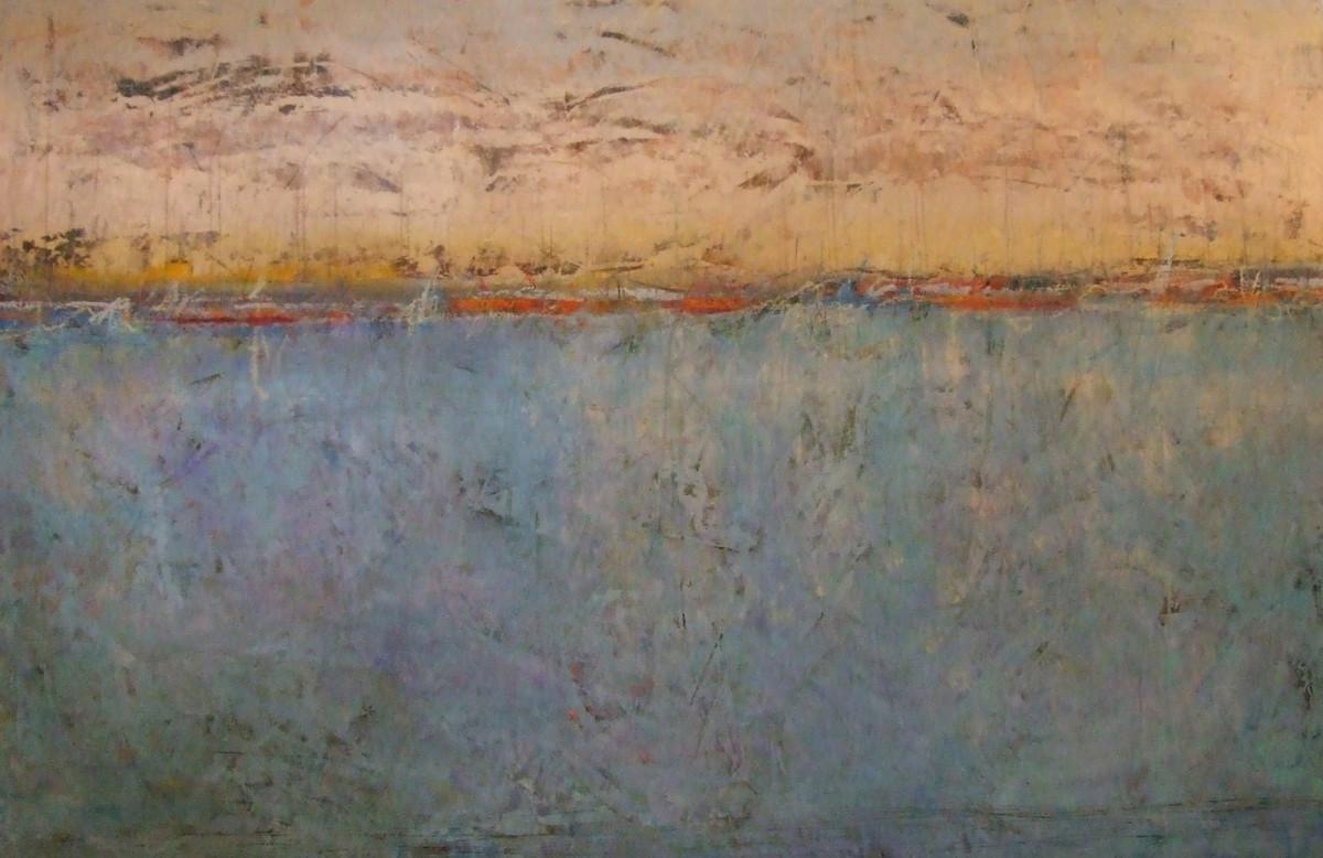 serenity 48x72 by ginnie cappaert artwork archive