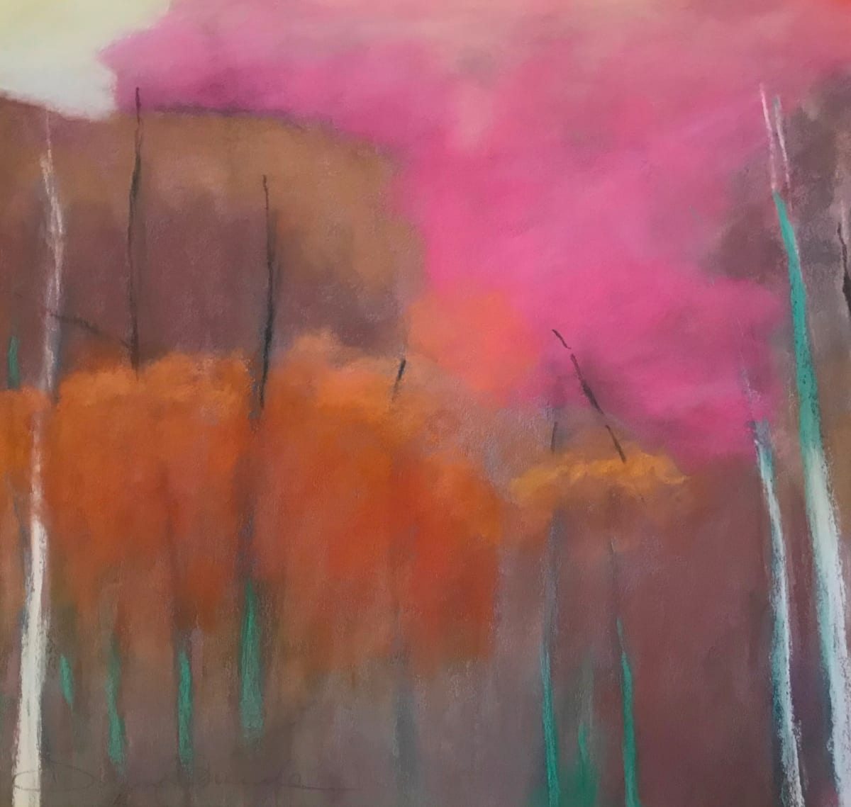 Tree Aura by Donna Grande