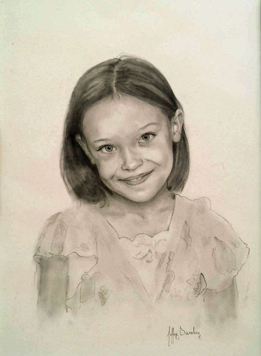 Commissioned Portrait Sample 5