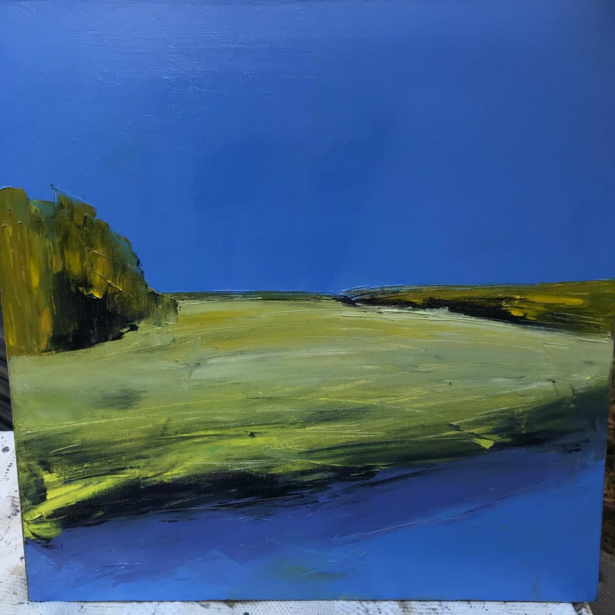 River Banks + Grasses