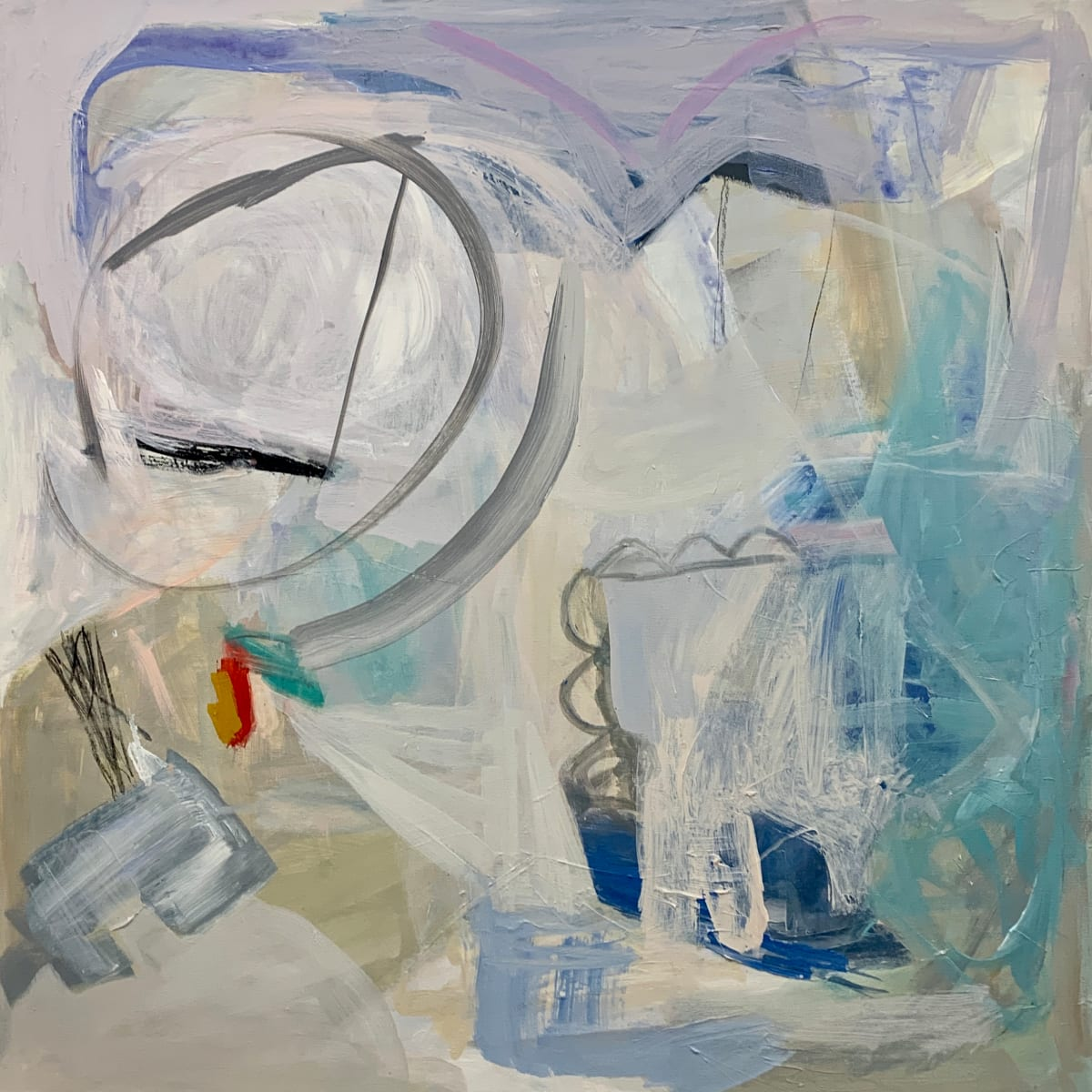 Time Collapsing by Katie Ré Scheidt