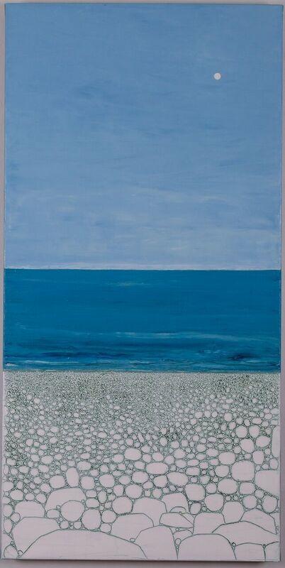 Pebble Beach No. 109 by Karen Tusinski