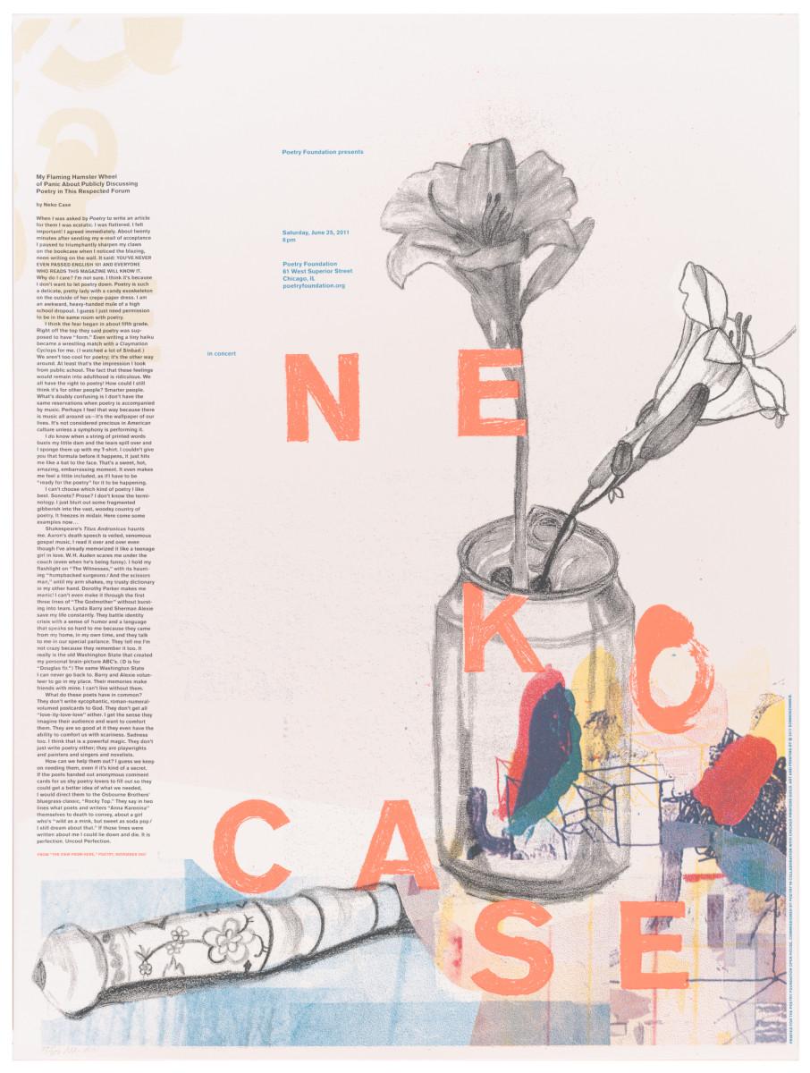 Neko Case by Sonnenzimmer