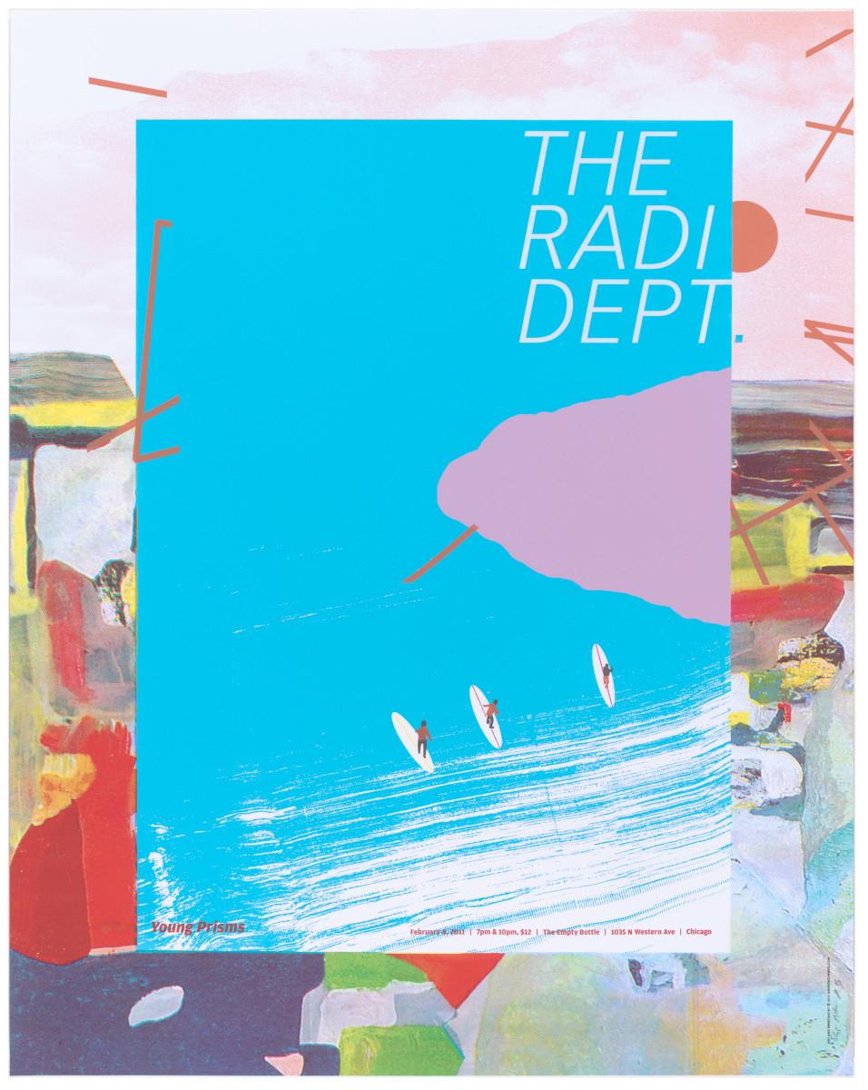 The Radio Dept. by Sonnenzimmer