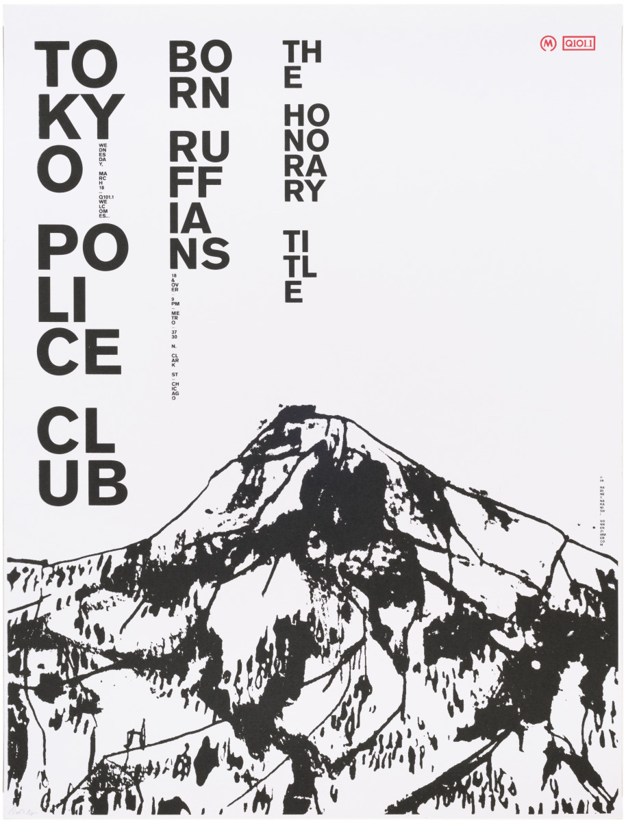 Tokyo Police Club by Sonnenzimmer