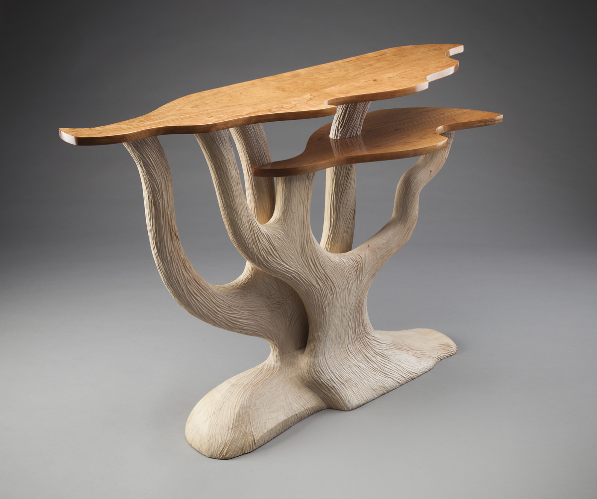 Confluence table (redesign) by aaron d laux