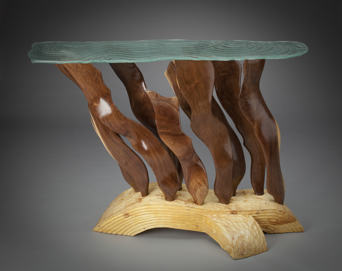 """Sea Weed Table 50"""" by aaron d laux"""