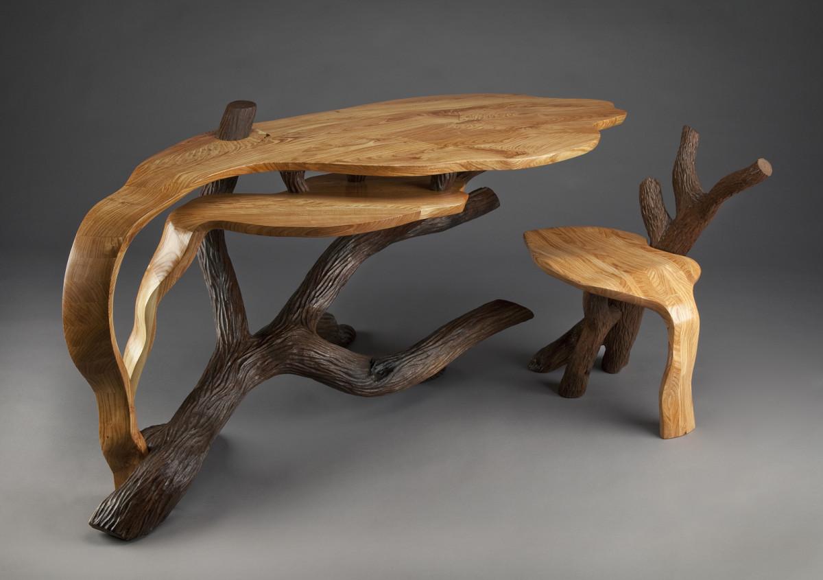 Part of the Landscape Desk by aaron d laux