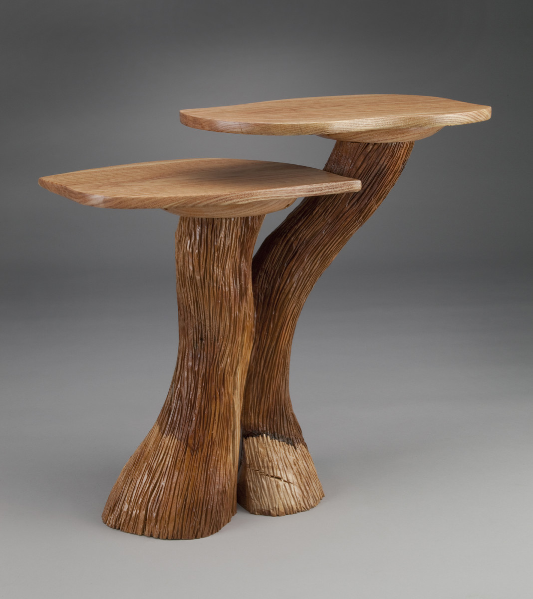 Two-Level Side Table by aaron d laux
