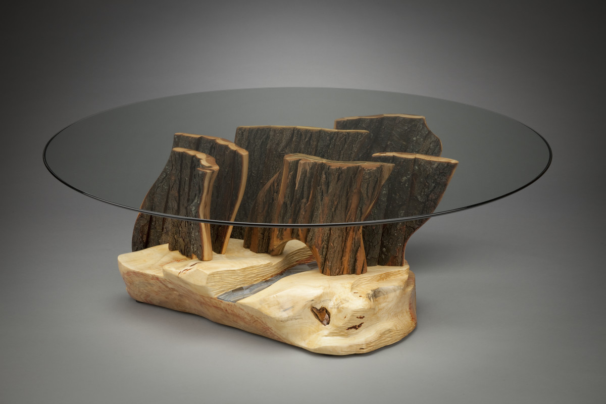 Formations Coffee Table by aaron d laux