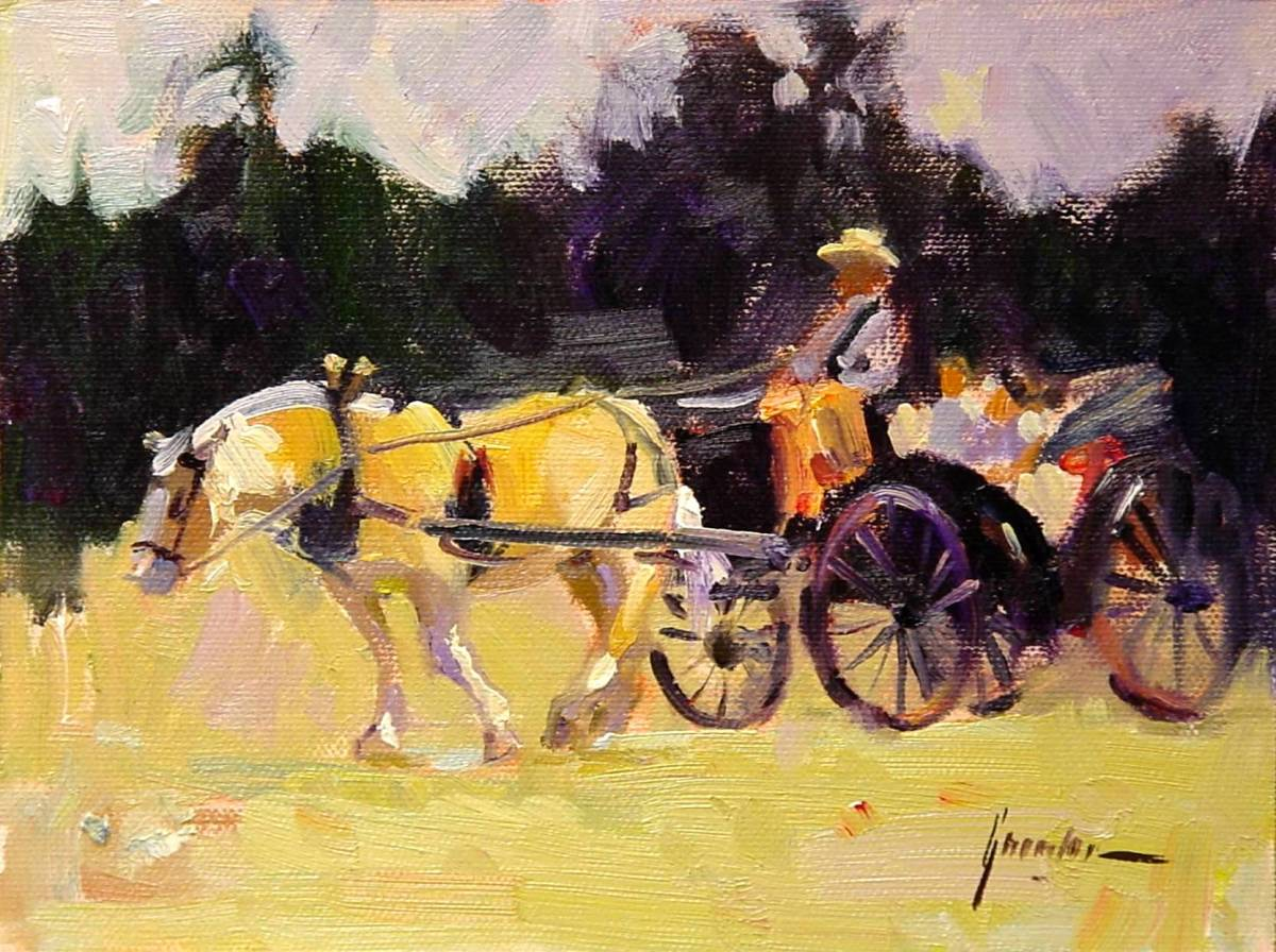 Carriage Ride in Mendocino