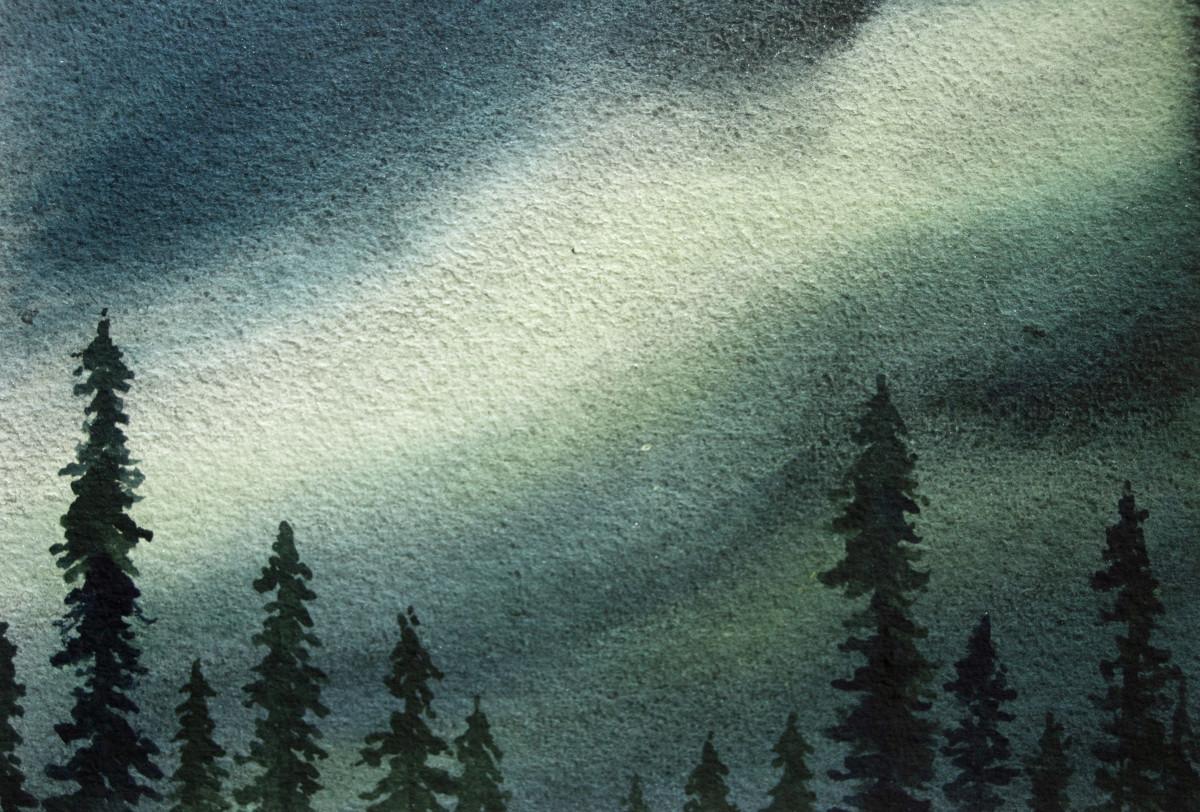 Arora by Helen R Klebesadel