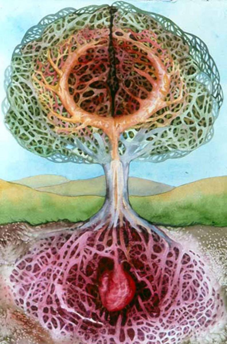 Tree of Life by Helen Klebesadel