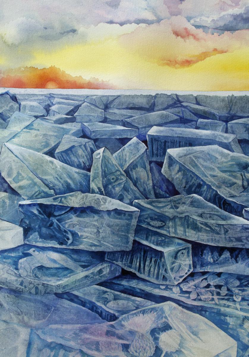 End of Cold II by Helen R Klebesadel