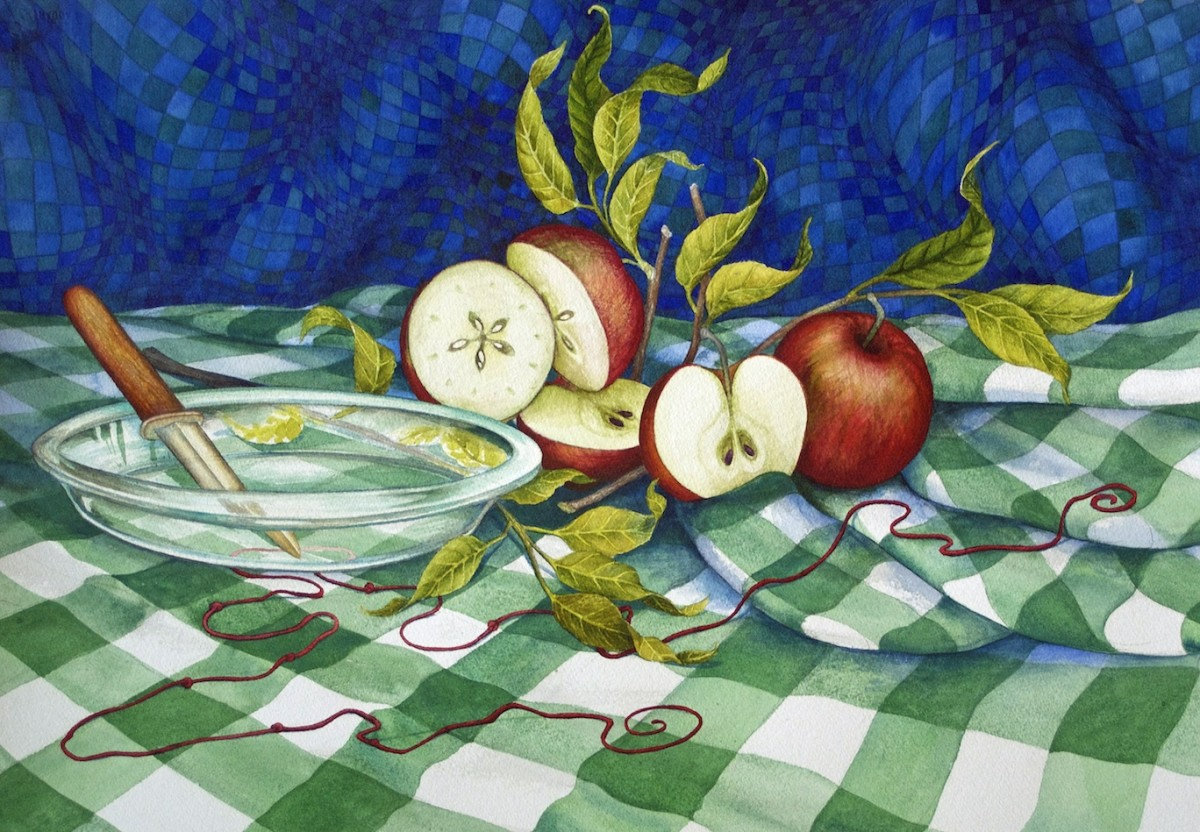 Love Spell by Helen R Klebesadel