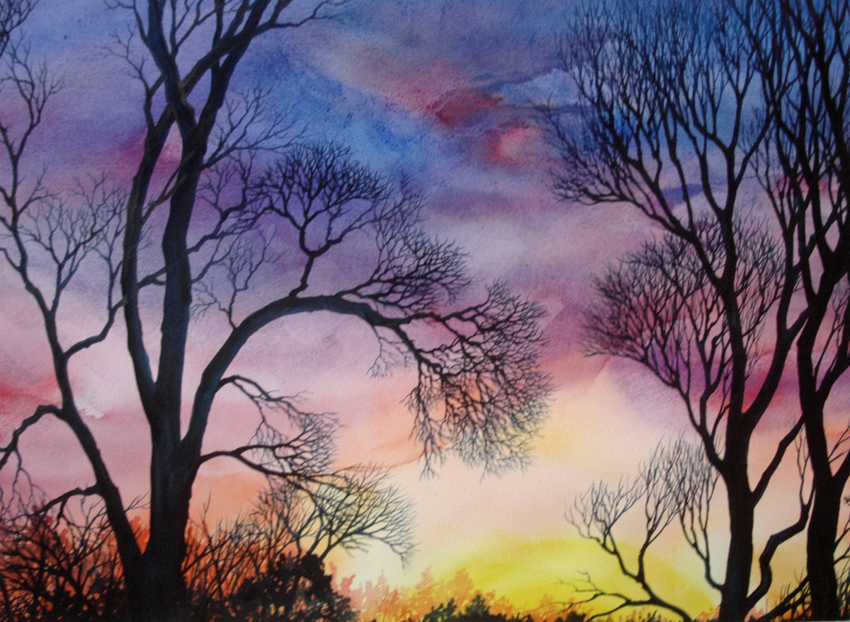 Sunset Lace X