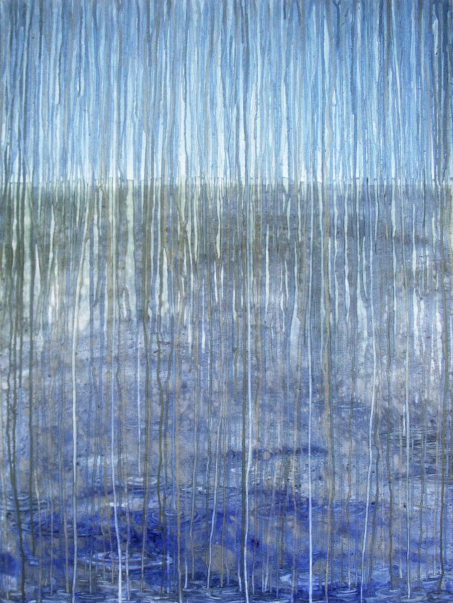 Water Element:  Precepitation by Helen R Klebesadel