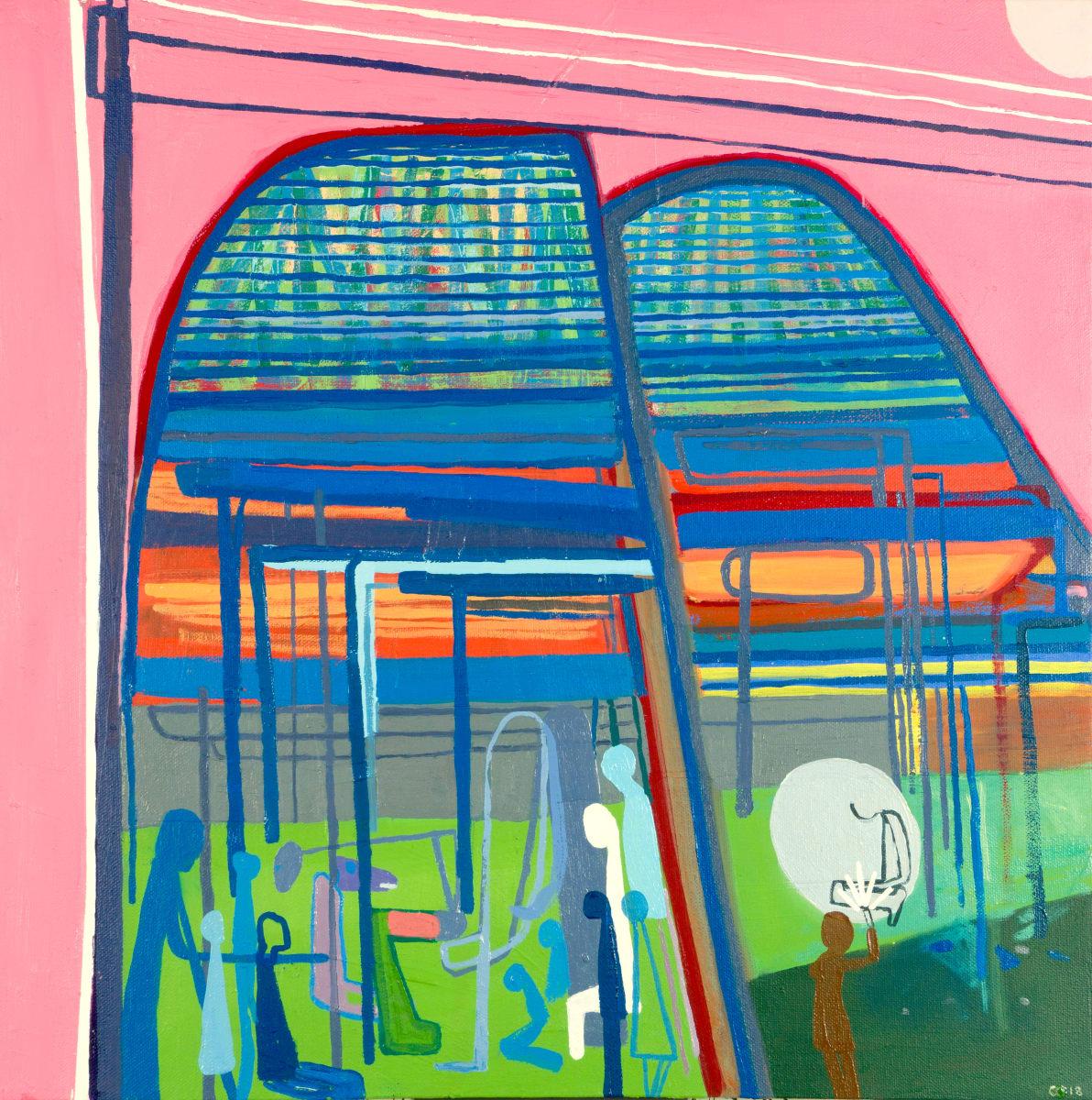 Sunday (2018) by Caley O'Dwyer