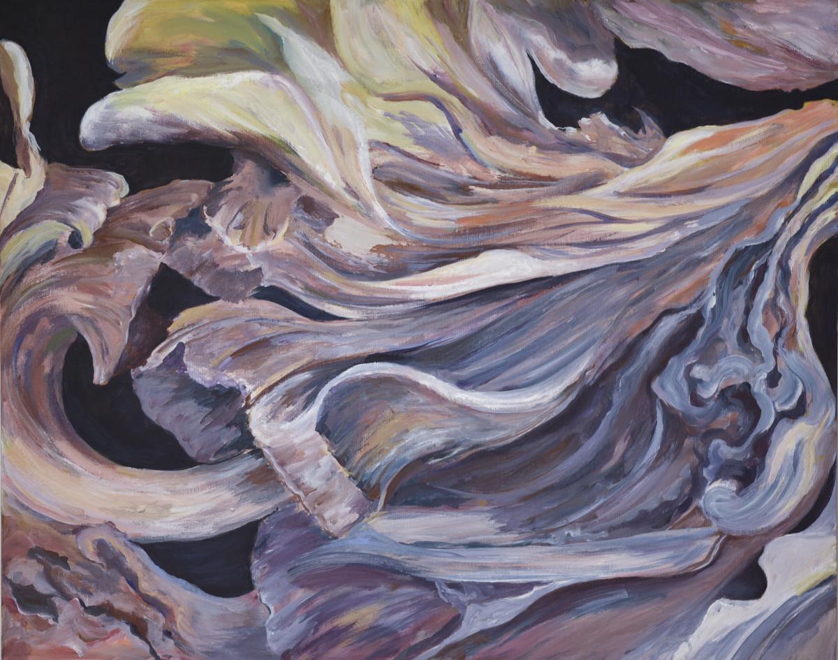 Organic Elements 1 by Yolanda Velasquez