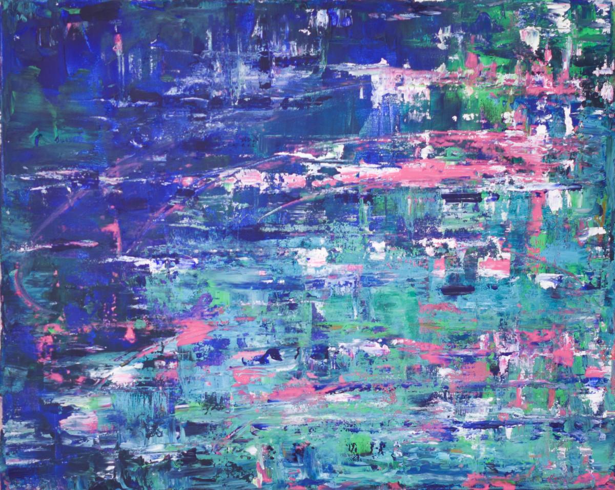 Amazon Colors by Yolanda Velasquez