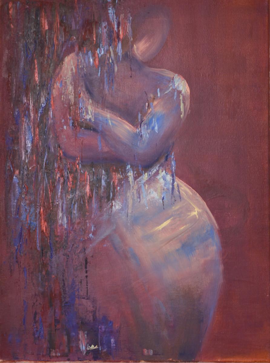 Nude 3 by Yolanda Velasquez