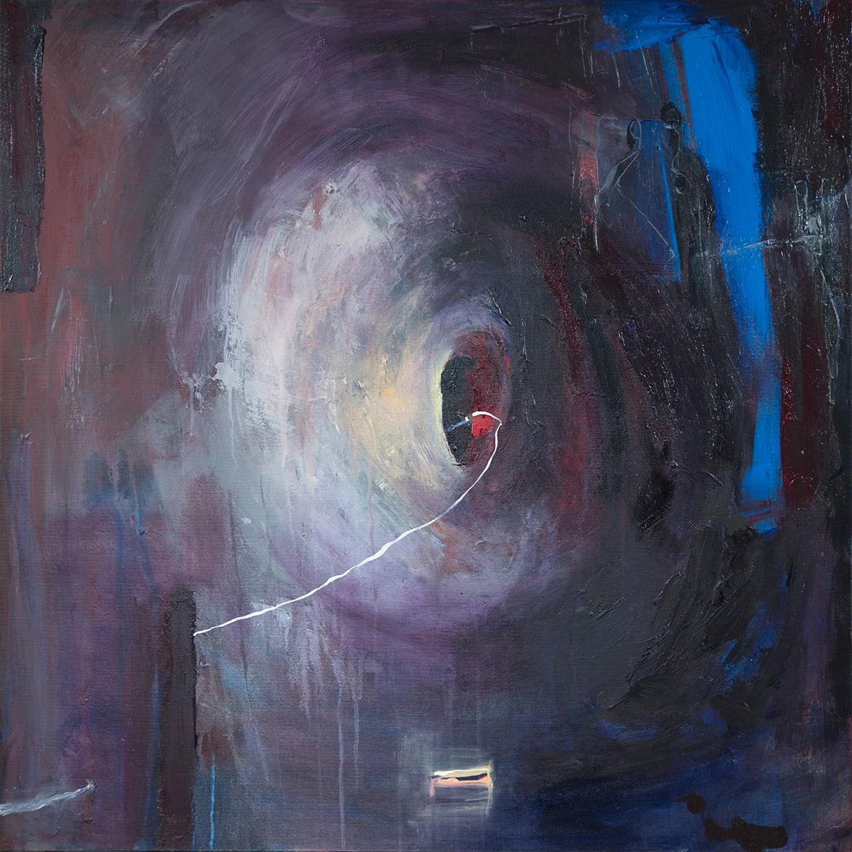 beyond the blue door by bert leveille