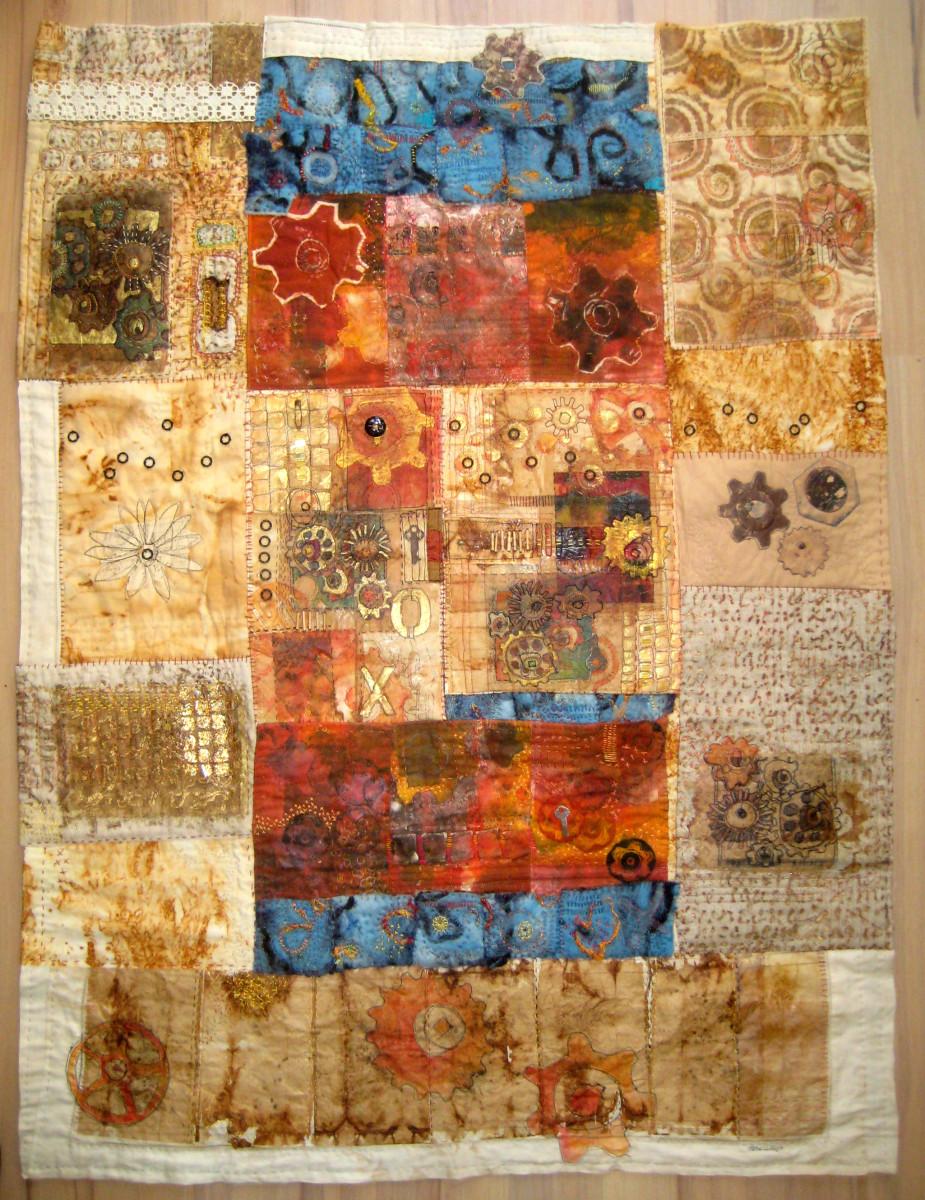 Industrial Aged by Jane LaFazio
