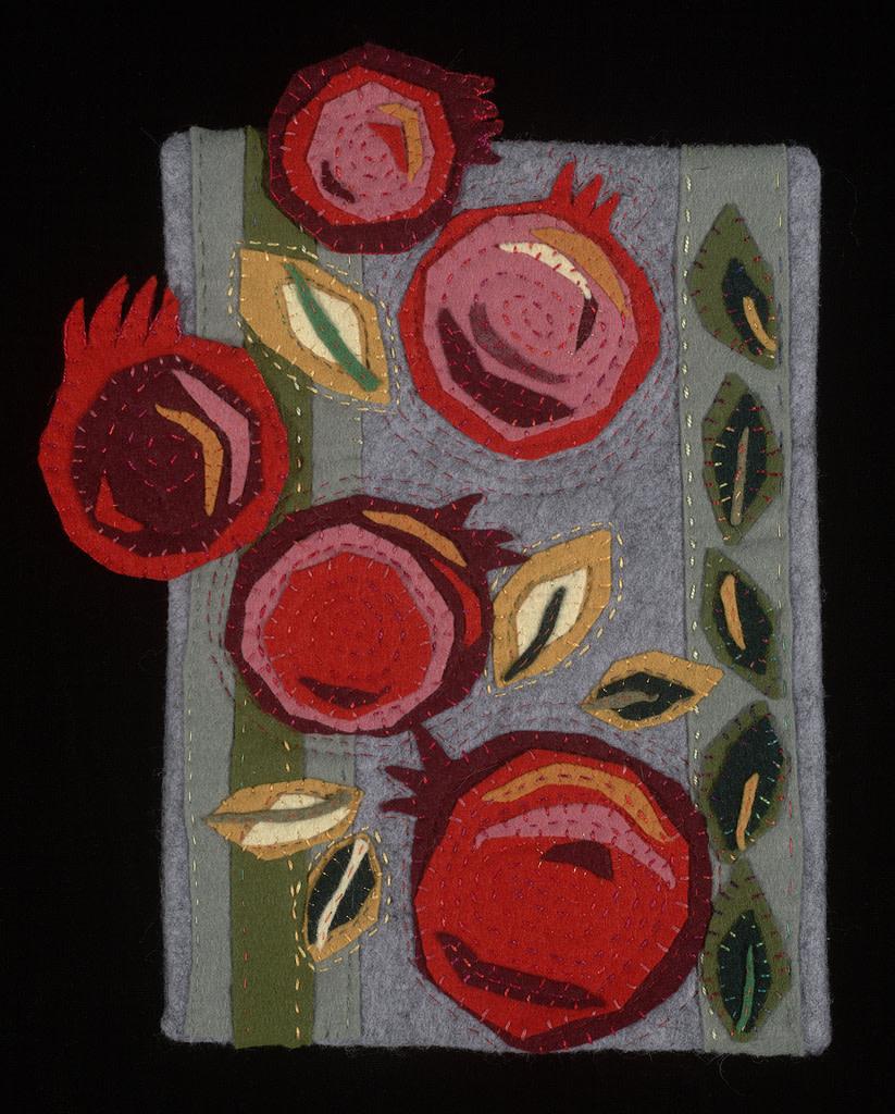 Pomegranate  by Jane LaFazio