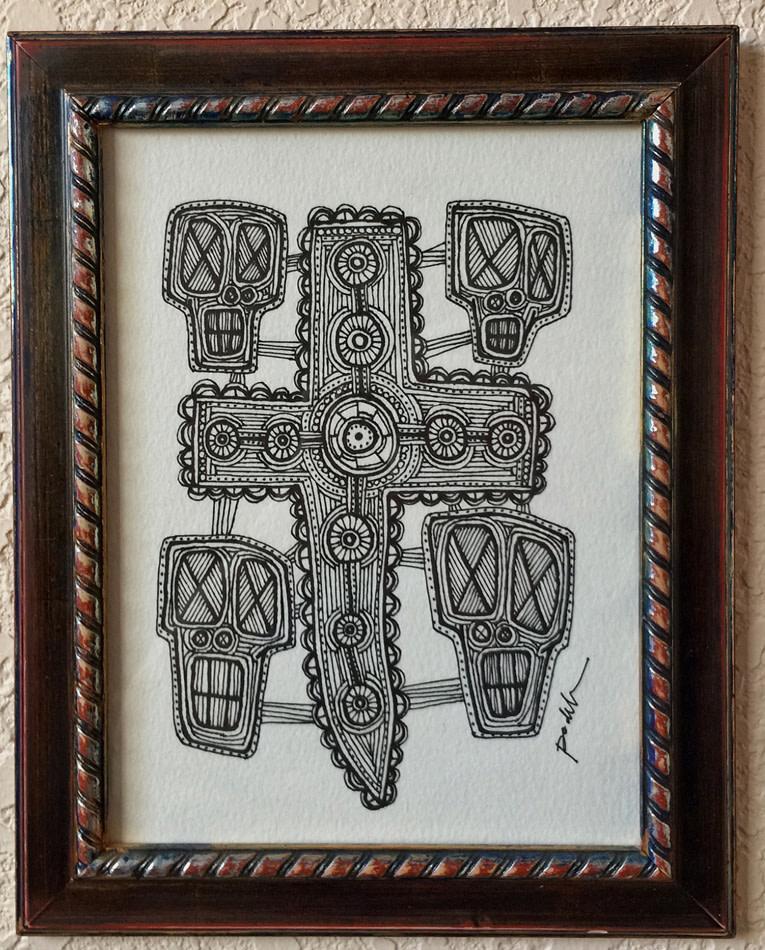 Cross 3385 by Dougie Padilla