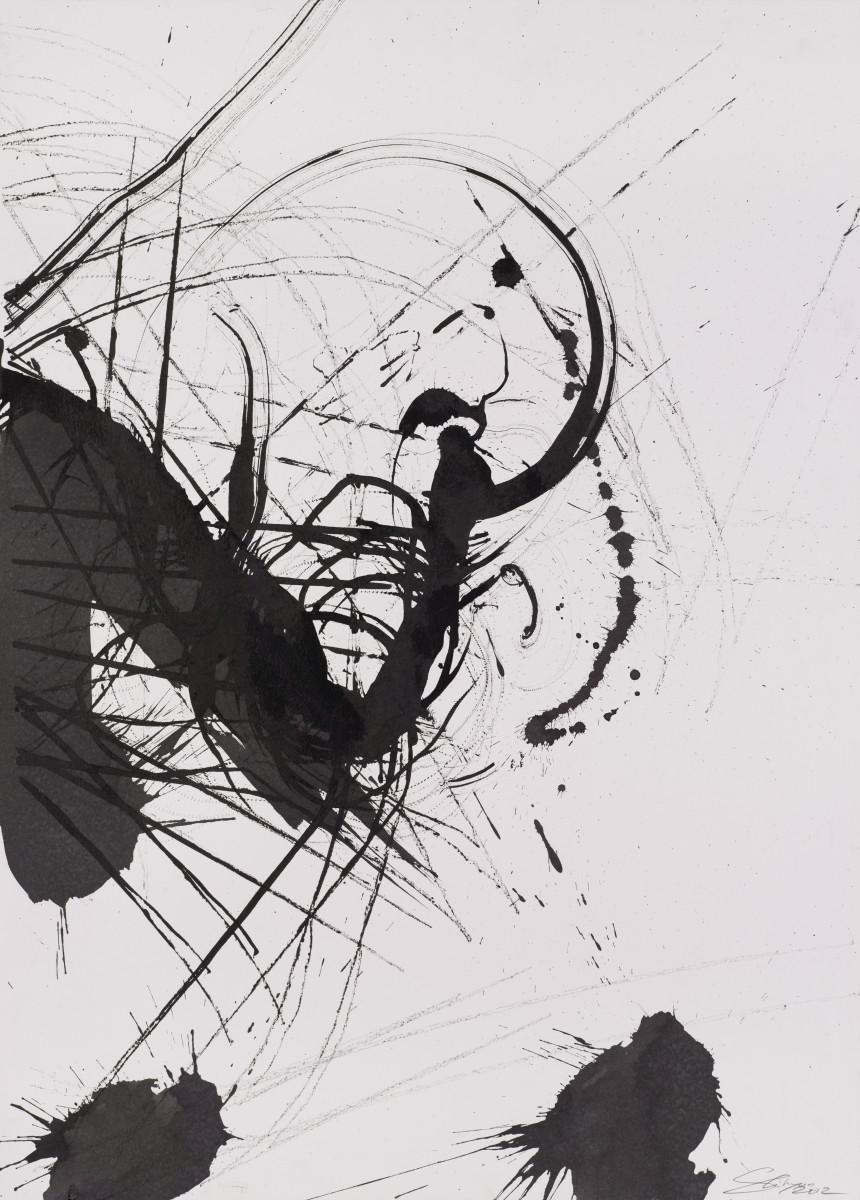 Man And Machine B by shih yun yeo