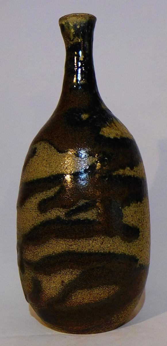Albany Slip Wood Fired Bottle by Dita Lewis-Panter