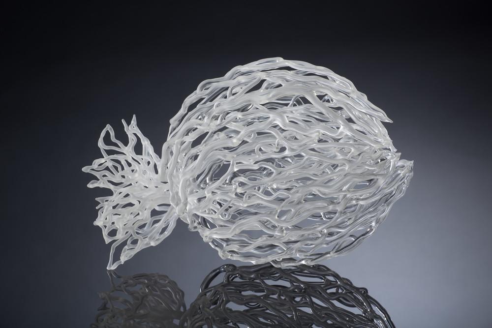 Arctic Tumbleweed by Kathleen Elliot