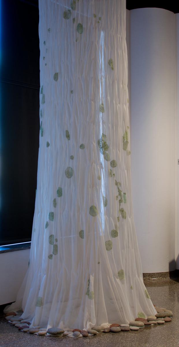 Grandmother Tree with Lichen (spirit tree) by Katherine Steichen Rosing