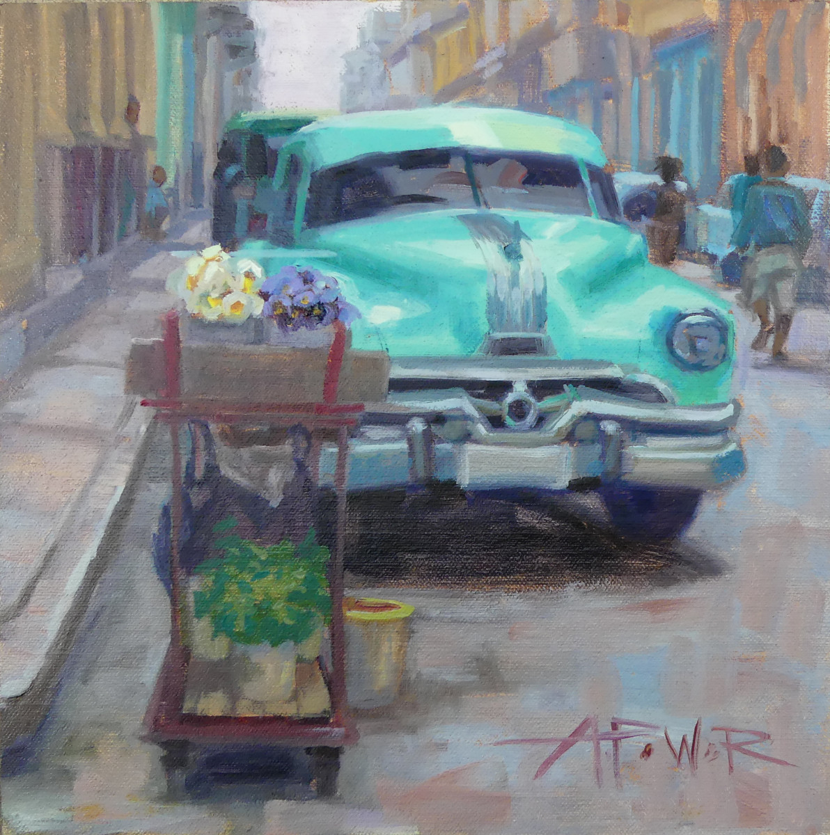 Cuban Ingenuity by Anette Power