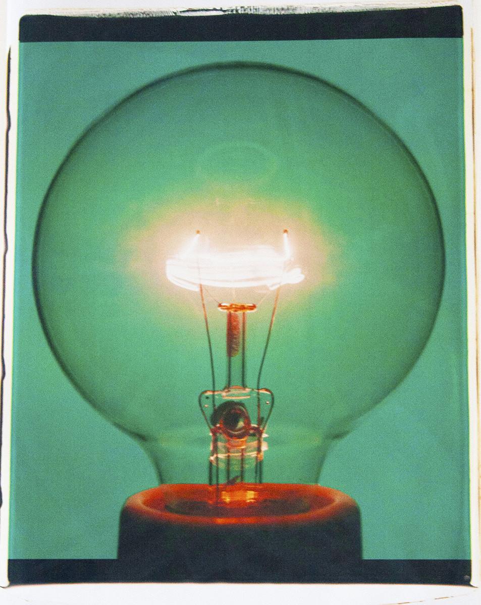 Light Bulb 00034C by Amanda Means